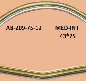 Complementos ABANIQUERA. Medida interior 43cm x 75cm.