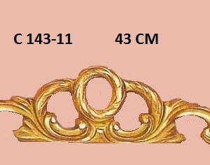 Complementos COPETES. Medida interior 43cm.